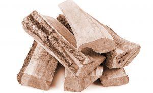 Hvorfor benytte sig af billig brænde af træ til at varme sit hjem op med, for for at bruge træpiller fra tyskland eller sverige?