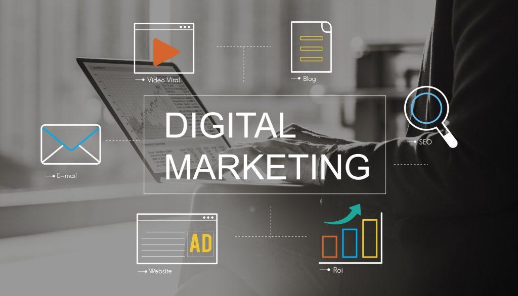 Digital markedsføring - SEO optimering